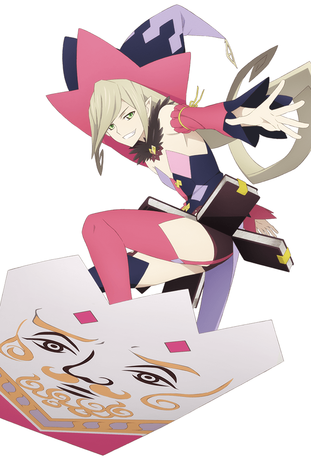 Master sorceress magilou tales of link wikia fandom for Pool master tv show wiki