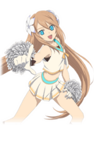 (Lovely Cheerleader) Marta