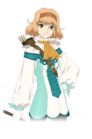 (Longbow Bearer) Natalia