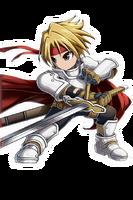 (Sword Master) Cress