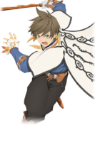 (Sword Harrier) Sorey