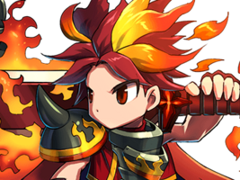 (Fire God) Vargas (Face)