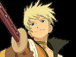 (Sword Guardian) Guy (Face)