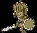 Earth Skeleton