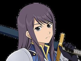 (Lower Quarter Knight) Yuri (Face)
