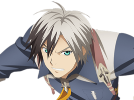 (Triple Threat) Ludger (Face)