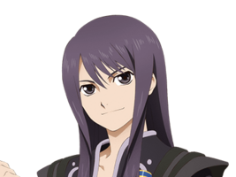 (Dark Blademaster) Yuri (Face)