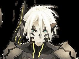 (Black Cadaver) Ludger (Face)