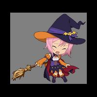 Estelle Halloween Hurt