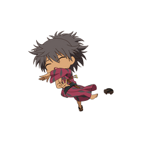Raven Yukata Hurt