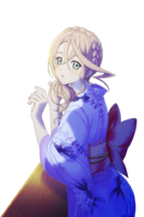 (Enraptured Princess) Alisha