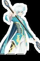 (Water Seraph) Mikleo