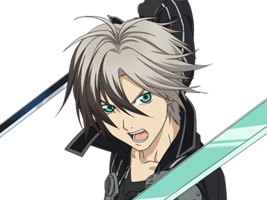 (Twin Swords of Shadow) Ludger 2 (Face)
