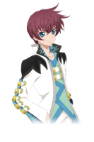 (Student of the Sword) Asbel