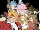 Tales of Phantasia Series Enhancing Event Log-in Bonus