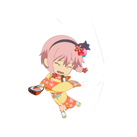 PKanonno Kimono Hurt