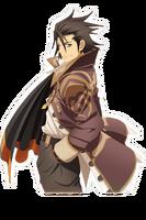(Gun & Sword Wielder) Alvin