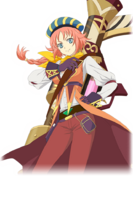 (Bazooka Girl) Gardina