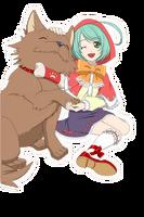 (Best Friends) Mil & Marishiba