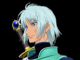 (Ice Swordsman) Veigue (Face)