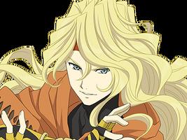 (King of Elysium) Dhaos (Face)