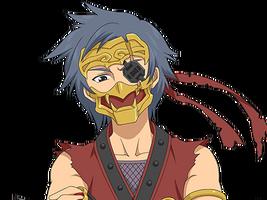 (Avenging Bolt) Inayomi (Face)