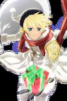 (White Christmas Present) Flynn