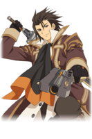 (Well-Armed Mercenary) Alvin