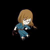 Jade Yukata Hurt