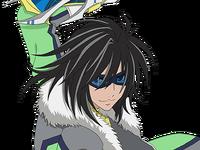 (Gale-Force Archer) Hisui (Face)