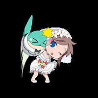 Ayncia Bride Hurt