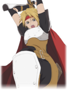 (Time-Slip Swordsman) Cress