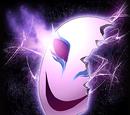 Mask of the Fierce God