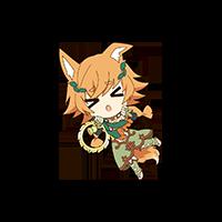 Meowna Link Hurt