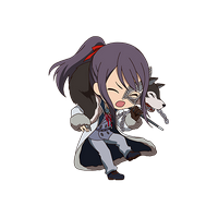 Yuri Halloween Hurt