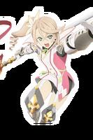(Storm Lance Princess) Alisha