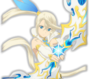 (Squire of Water Seraph) Alisha