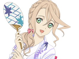 (Violet Summer) Alisha (Face)