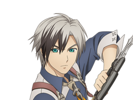 (Unleasher of Salvos) Ludger (Face)