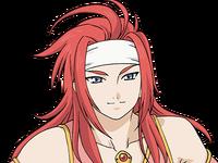 (Exquisite Swordsman) Zelos (Face)