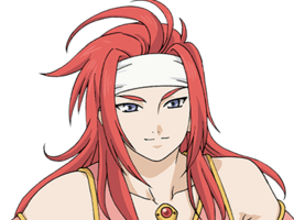 (Exquisite Swordsman) Zelos (Face)