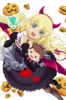 (Halloween Companion) Colette