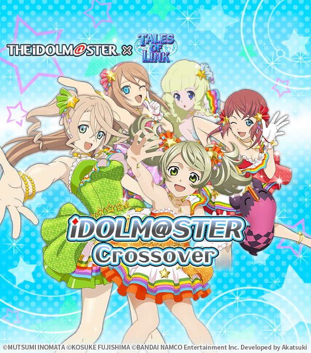 Idolmaster crossover summon first iteration tales of for Pool master tv show wiki