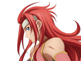(Princess Guard) Zelos (Face)