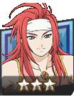 (Exquisite Swordsman) Zelos (Index)
