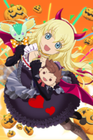 (Halloween Companion) Colette (Background)