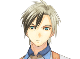 (A Journey for Two) Ludger (Face)