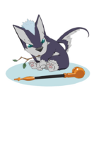 (Loyal Hound-to-Be) Repede