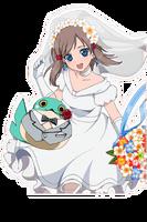 (Slashing Bride) Ayncia