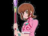(Warrior of Rain) Annie